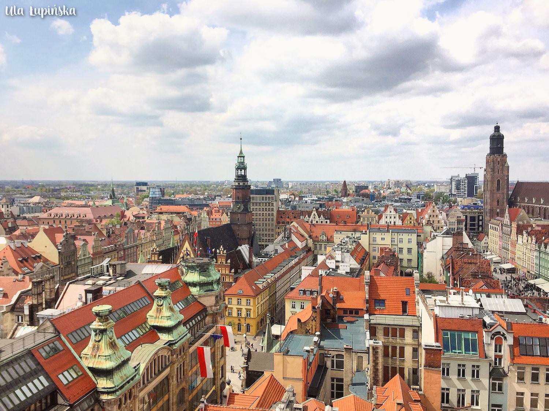 Wrocław naweekend – panorama Wrocławia
