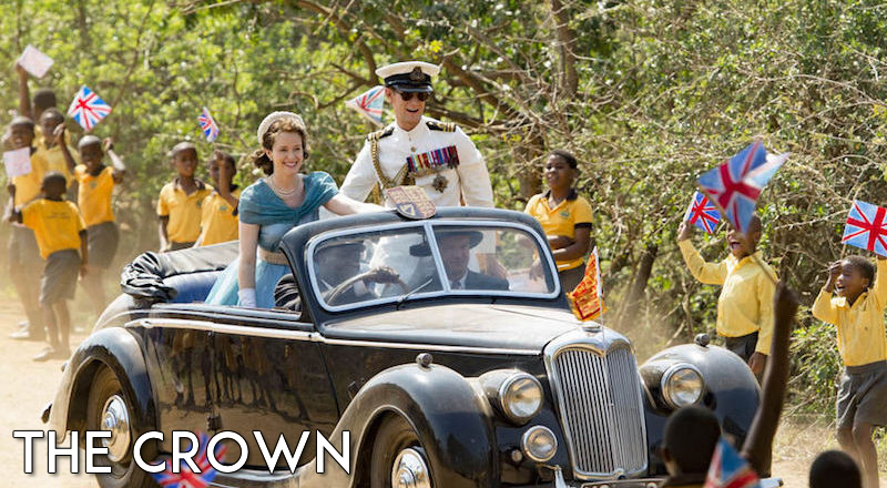 seriale listopad 2016 the crown netflix